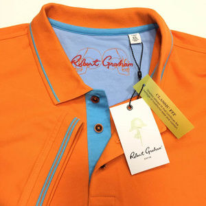 Robert Graham Clock Tower Polo Shirt